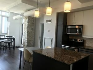 Bauer loft-available Mid August/6 month+/furnished/unfurnished