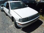 DAIHATSU CHARADE G100 SERIES 3 DOOR HATCH 2/1992 WHITE Wingfield Port Adelaide Area Preview