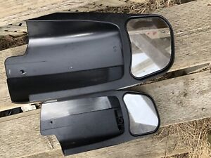 Tow mirror extensions, Dodge Ram 1500