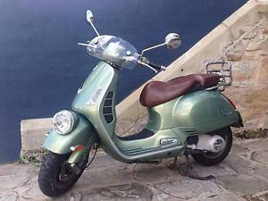 Vespa 250 GTVie Manly Manly Area Preview