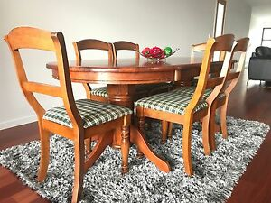 dining table and chairs in Brisbane Region QLDGumtree