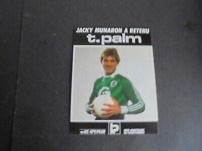 Sticker autocollant : Jacky Munaron - RSC Anderlecht