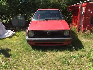 Golf 1992 2L 16V Manuel, Négociable
