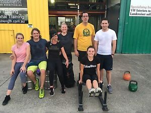 Group & Personal Training - ALL IN FITNESS Stafford Brisbane North West Preview