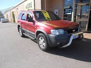 2003 Ford Escape XLT 4X4 Wangara Wanneroo Area Preview