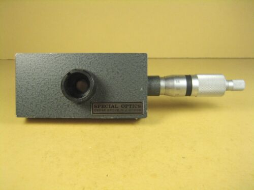 Special Optics  Babinet Comparitor