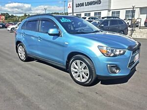 2013 Mitsubishi RVR GT with NAV only $155 biweekly!