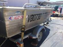 Family Fishing? 3.95m boat, trailer, 30hp electric starts Package Inala Brisbane South West Preview