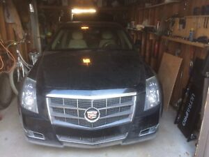 2009 Cadillac CTS 3.6 AWD High Feature