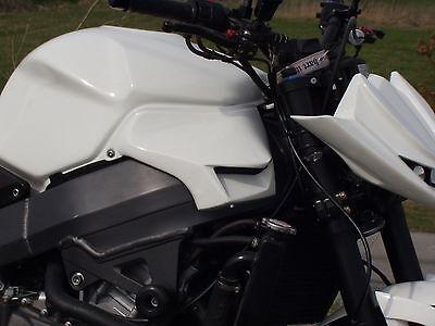 Streetfighter Honda CBR 900 SC 44 / SC 50  Rahmenblenden Rahmen Cover