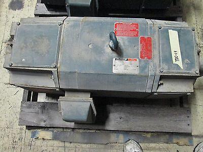 Reliance Dc Motor Lc2812atz Frame 15hp 17502300rpm 500v 25a Field Volts 300v
