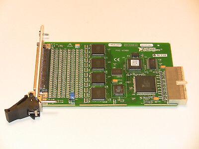 National Instruments Pxi-6508 Ni Daq Card 96 Channel Digital Io