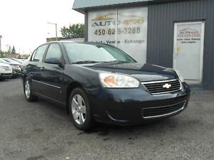 Chevrolet Malibu LT 2006 ***MAGS,V6,AIR CLIMATISE***