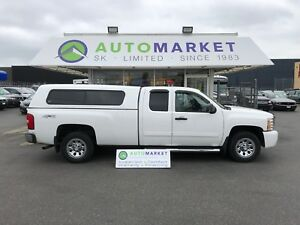 2011 Chevrolet Silverado 1500 LS Ext. Cab 4WD LONG BOX! FINANCE