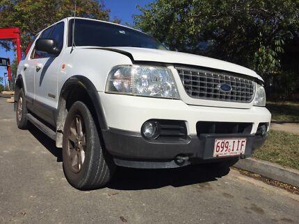 Ford Explorer UZ XLT 4.0 Highgate Hill Brisbane South West Preview