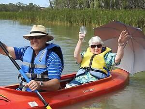 It's Holidays - YAY - Come kayaking! Paringa Renmark Paringa Preview