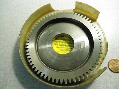 Fellows Gear Shaper Cutter