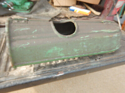 Vintage Early Walker Turner 20 Drill Press Cast Iron Belt Cover Hole In Back