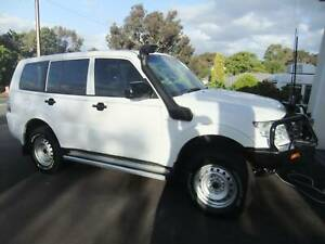 2012 Mitsubishi Pajero GL LWB Automatic SUV PERFECT off roader