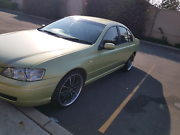 03 ford Fairmont  Ambarvale Campbelltown Area Preview