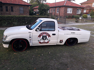 Bagged Hilux Minitruck Wetherill Park Fairfield Area Preview
