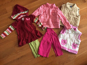 Size 3T lot of girl clothes