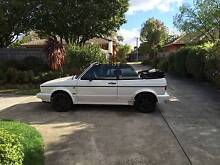 1993 Volkswagen Golf Convertible,automatic,REGO&RWC ! Nunawading Whitehorse Area Preview