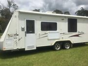 caravan jayco stirling Tyndale Clarence Valley Preview