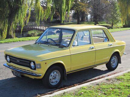 Fiat 128 sedan wanted