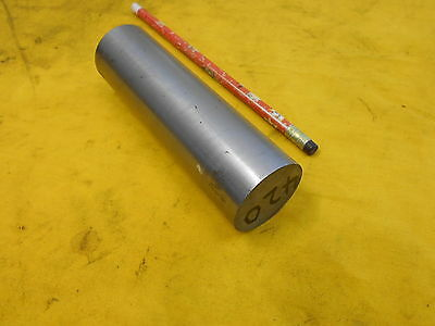 420 Stainless Steel Round Stock Machine Shop Rod Bar 1 12 X 5 14 Oal