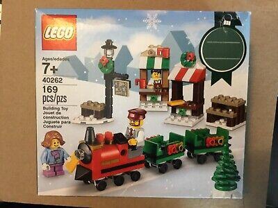 LEGO Christmas Train Ride (40262) Brand New Perfect Christmas/holiday gift!