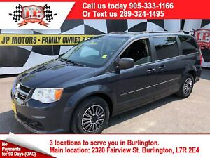 2013 Dodge Grand Caravan SE, Automatic, Stow N Go Seating, 105,