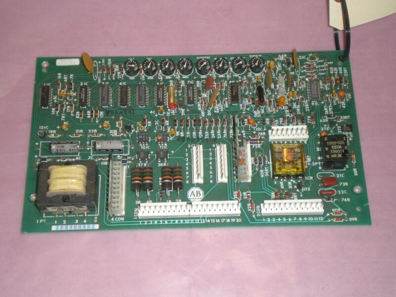 Allen Bradley 103620 REV08 Circuit Board 102559 PCB M0082751 from 1361-N059-3