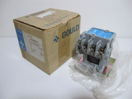 NEW Gould ITE Siemens M103BX12 Size 3/4 Magnetic AC Contactor 120V 3P NIB M Ser