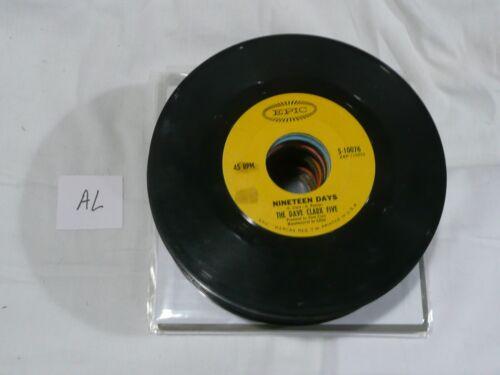 """(AL) Lot of 50 various 7"""" 45 RPM Records"""