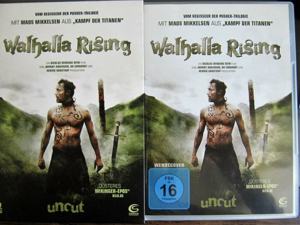 "DVD ""Walhalla Rising"" in Wuppertal"