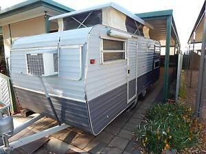 Millard dual axle poptop caravan with annexe Smithfield Playford Area Preview