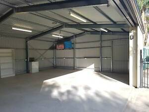 BACKYARD SHED/GARAGE/WORKSHOP Clearview Port Adelaide Area Preview