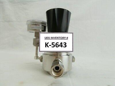 Tescom 44-3262jr91-145 Manual Pressure Regulator Valve 44-3200 Used Working