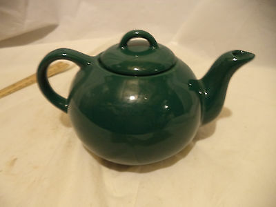 Design 24 Ounce Teapot - Teapot Ceramic Modernist Design Green 24 oz HIMARK Taiwan