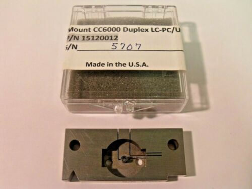 Norland Products 15120012 CC6000 Mount for Duplex LC-PC/UPC Connectors
