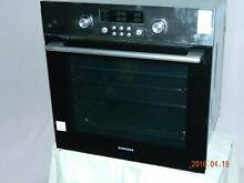Samsung elect 60cm twin convection oven/pyrolytic Glen Alpine Campbelltown Area Preview