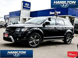 2016 Dodge Journey | CROSSROAD | LEATHER | ROOF | ALLOYS | BACK