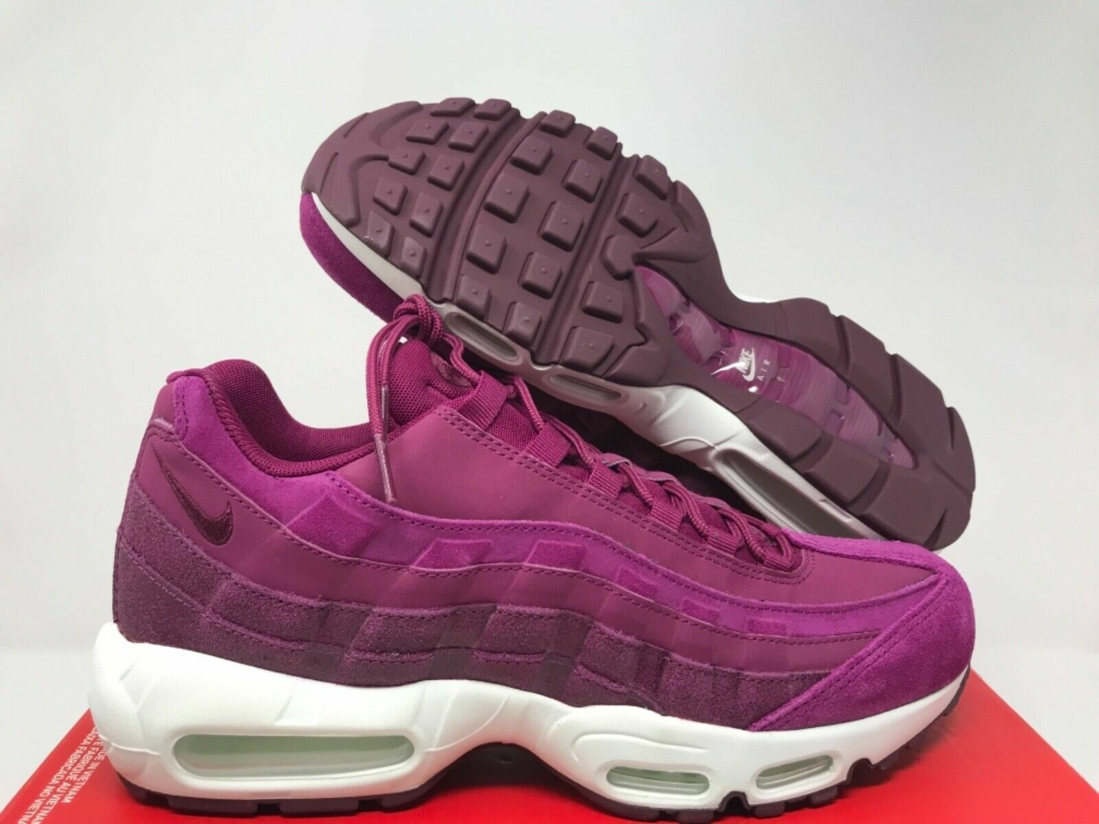 air max 95 femme violet