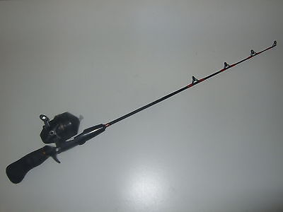 New Kayak/Canoe Fishing Rod + Abu Reel + Line, Ocean,Sea,River