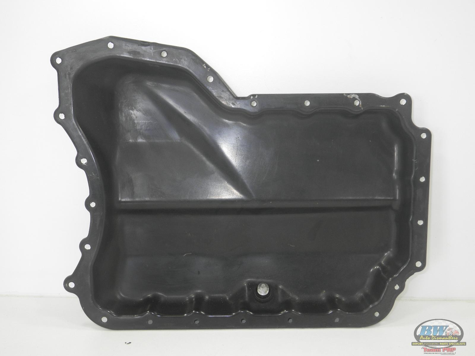 20T101 Lower Engine Oil Pan 2012 Volkswagen Jetta 2.5 07K103602A