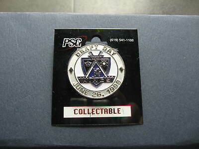 LA Kings Draft Day June 28, 1999 TEAM LA Collectable Hat Pin *Free Shipping*, used for sale  Oxnard