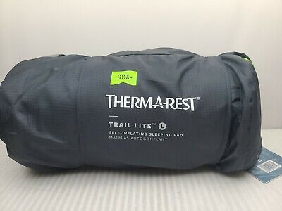 Thermarest Trail Lite Auto Gonflant Sleeping Mat WINGLOCK Valve Small