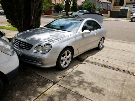 Cleanest clk500 on the market v8 non p plate legal
