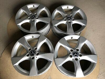 4 Originale Mercedes Alufelgen A u.B-Klasse W176 W246 17Zoll A2464010502 Nr.A